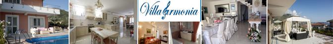 Villa Armonia - Praia a Mare - Calabria